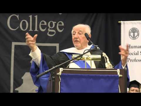 The Honorable Guido Calabresi Commencement Speech | Mount Aloysius College Commencement 2015