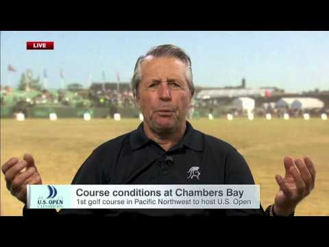Player On Chambers Bay: 'The Worst Golf Course I Might've Ever Seen'