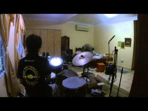 Relakan Jiwa - Iamneeta (drum cover)