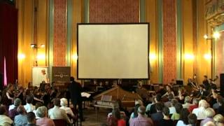 Witold Lutoslawski, Little Suite, for chamber orchestra  (1950); mvt. IV- Dance, Allegro molto