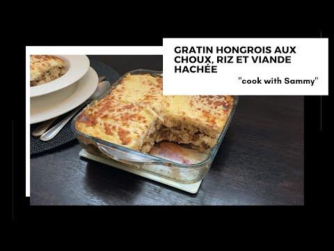 gratin-hongrois-aux-choux,-riz-et-viande-hachée-/-hungarian-layered-savoy-cabbage