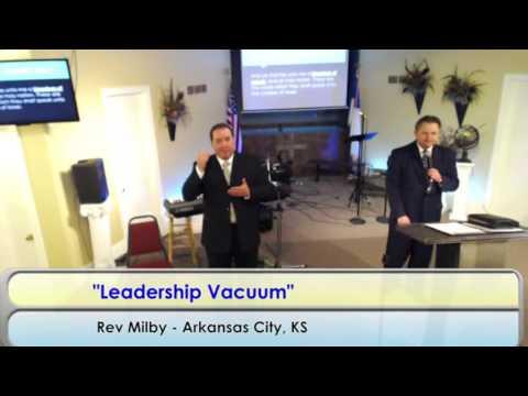 Leadership Vacuum   Video