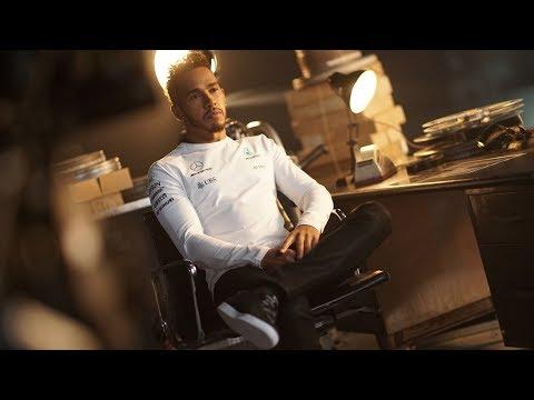 #F1ndingAnEdge with Lewis Hamilton