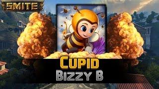 smite gameplay pl 124 cupid bizzy b   hd 60 fps