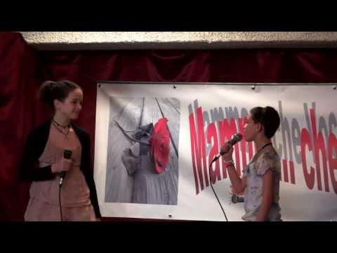 """G.BORSANI e A.NASCIMBENE - """"UN AMICO E' COSì"""" - """"MAMMA...CHE VOCE"""" (LA FINALE) in HD - 12.5.2013"""