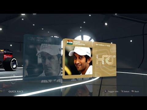 F1 2012 - Narain Karthikeyan @ European GP