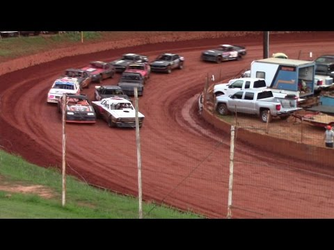 Winder Barrow Speedway Stock Eight Cylinders 8/6/16