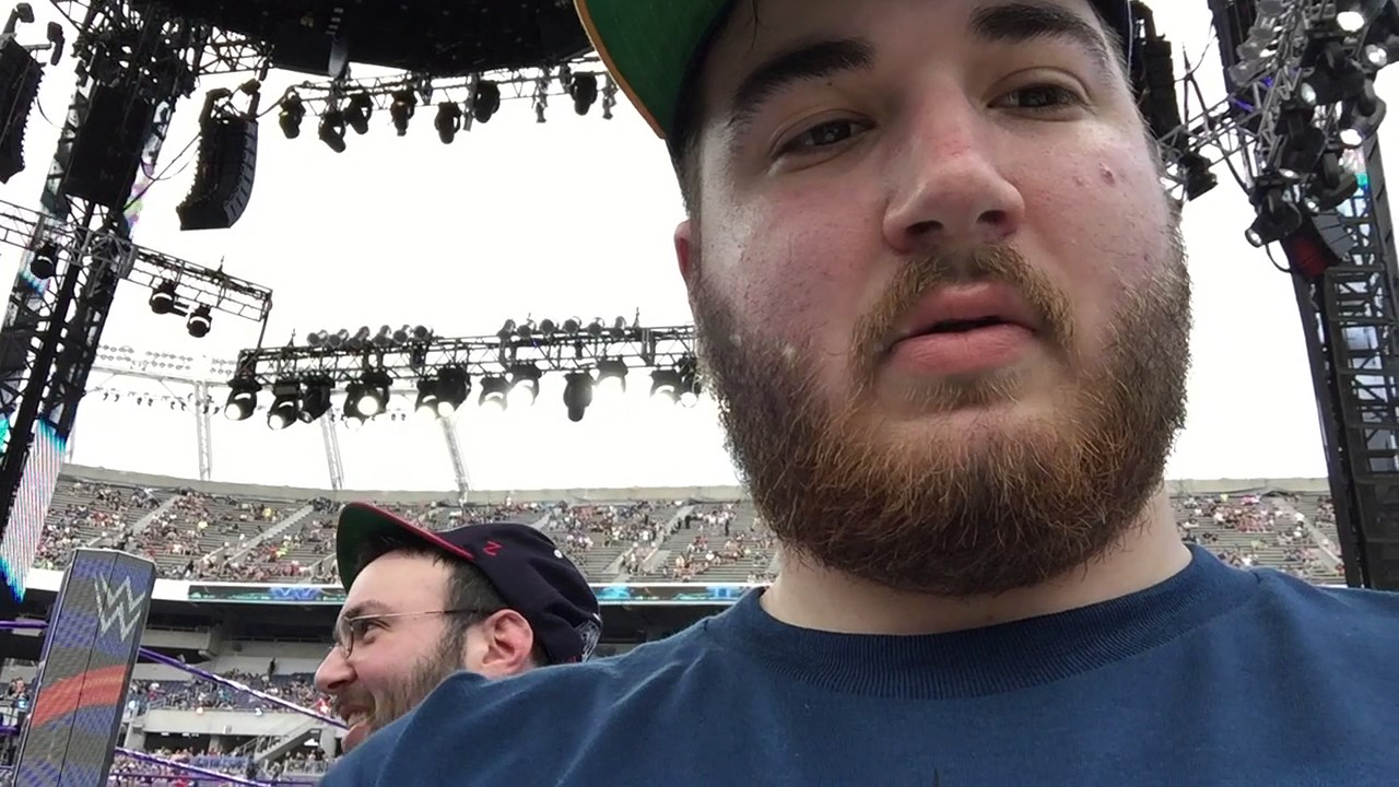 Download Day In The Life: WrestleMania 33: Day 7. SITTING 7TH ROW AT WRESTLE FREAKIN' MANIA!