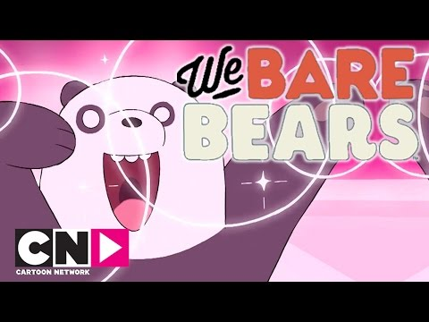 We Bare Bears | Panda's Dream | Cartoon Network