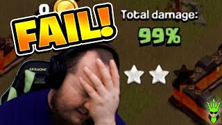 HOW DID I FAIL THIS RAID?! - TOP TH10 3 Star War Strategies! - Clash of Clans