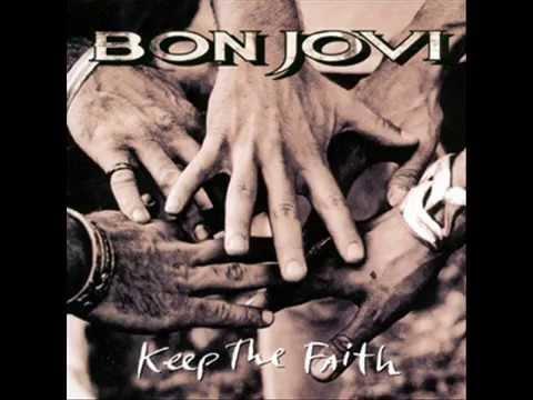 BON JOVI - KEEP THE FAITH - I WISH EVERYDAY COULD BE LIKE CHRISTMAS mp3