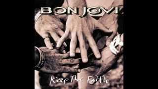 BON JOVI - KEEP THE FAITH - I WISH EVERYDAY COULD BE LIKE CHRISTMAS