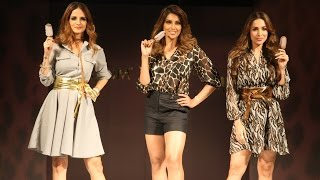 Bipasha Basu, Malaika Arora And Sussanne Khan At Magnum X The Label Life Collection Launch