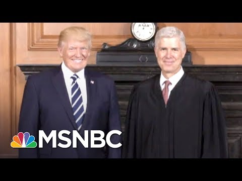Rejected! President Donald Trump's Judge Pick Denied   The Beat With Ari Melber   MSNBC