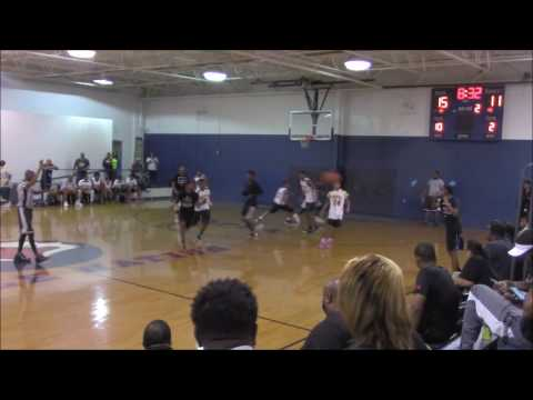 Wayne Memorial vs Western 2016 Detroit High School Summer League