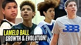 LaMelo Ball&#39s Incredible Evolution Through The Years! From 5&#395&quot to 6&#397&quot In 4 Years!