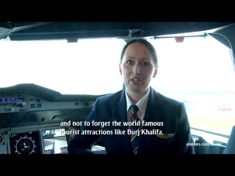 A380 German pilot interview | Emirates Pilots