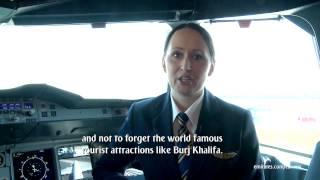 A380 German pilot interview | Emirates Pilots