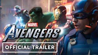 Marvel's Avengers - Official Cinematic Trailer | gamescom 2020