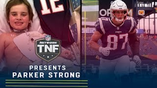 Parker Strong: How the New England Patriots Became Super Heroes | TNF Presents