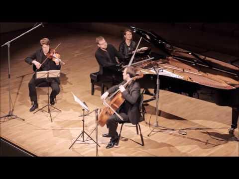 Vivo Piano Trio play Tchaikovsky - Michael Foyle, Raphael Lang, Maksim Stsura