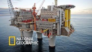 Суперсооружения - Глубоководное бурение (National Geographic HD)