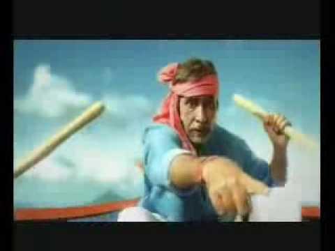 Pepsi Ad (Amitabh Bachchan & Arshad Warsi)