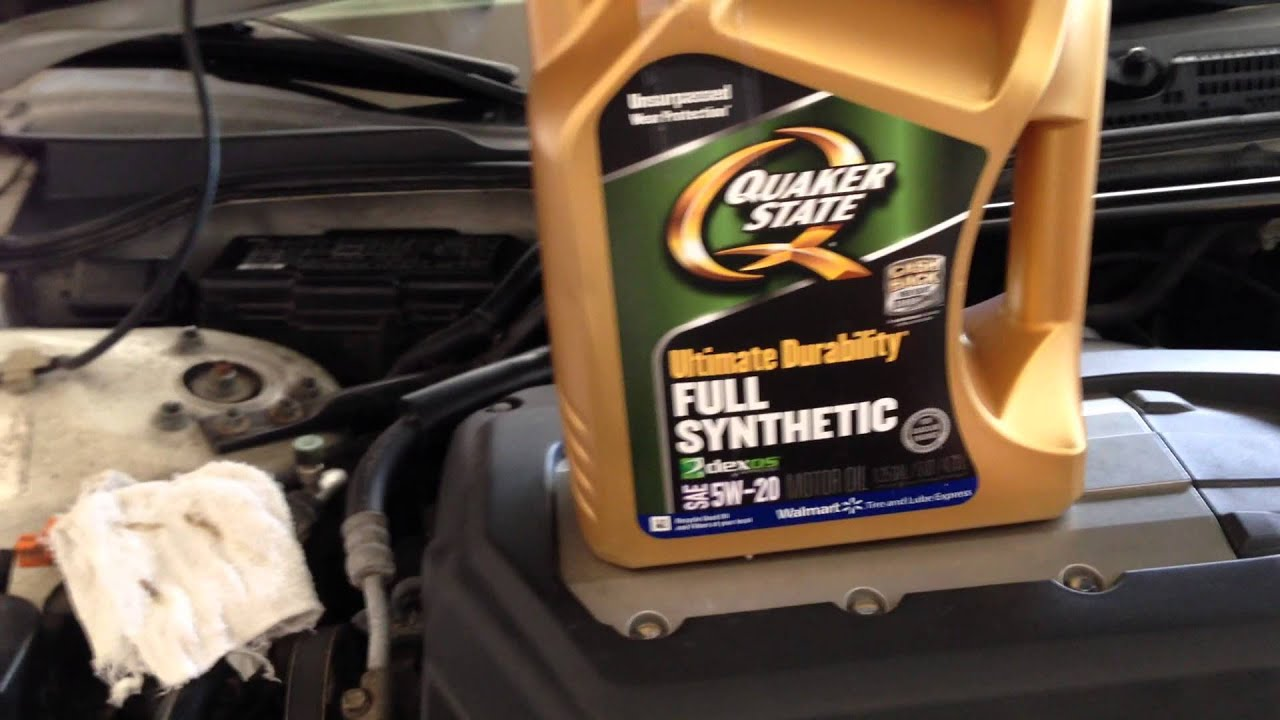 2002 03 acura tl type s how to change your oil and filter youtube
