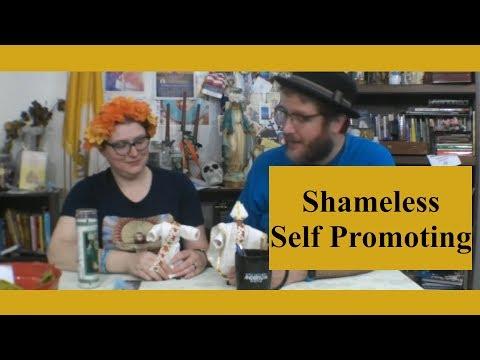 Bonus Episode: Shameless Self Promoting