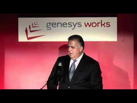 Jorge Benitez - CEO, Accenture North America - Genesys Works, Changing the Track of Life Gala