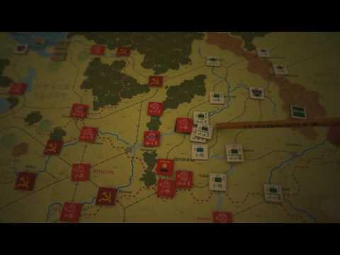 обзор настольной игры от GMT Reds часть 3