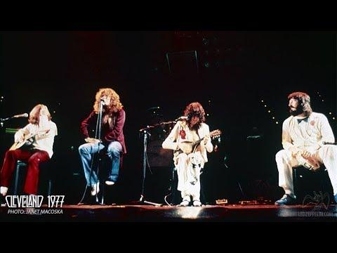 LED ZEPPELIN - LIVE CLEVELAND 1977/04/27 (WINSTON REMASTERS)