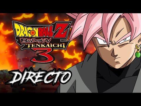 10º TORNEO ENTRE SUBS - Dragon Ball Z: Budokai Tenkaichi 3   #LaloEnDirecto