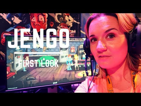 First hands on with JENGO at Gamescom 2017