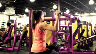 Planet Fitness Commercial January Promo 2014