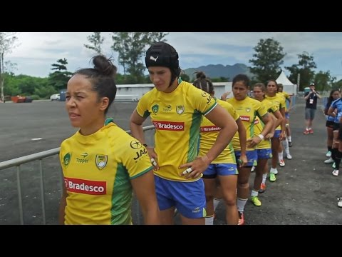 Rugby comes to the Olympics! Rio test event