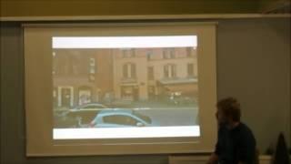 Лекция 5 ''Общественные пространства'' в коворкинге ''Лг Поспи Я Доделаю''