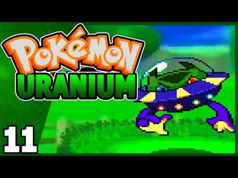 Pokemon Uranium (Fan Game) Part 11 UFO SIGHTING! - Gameplay Walkthrough