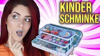 OH wow...😦 Kinderschminke im Test! MAKE UP mit Produkten einer 11-Jährigen I Luisacrashion