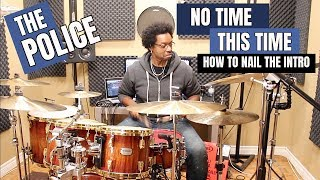 The NO TIME THIS TIME Intro - HOW TO NAIL IT!
