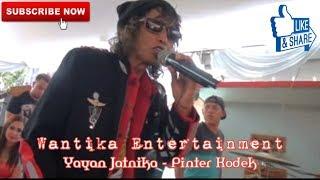 Gambar cover Yayan Jatnika - Pinter Kodek (Live) Wantika Entertainmet