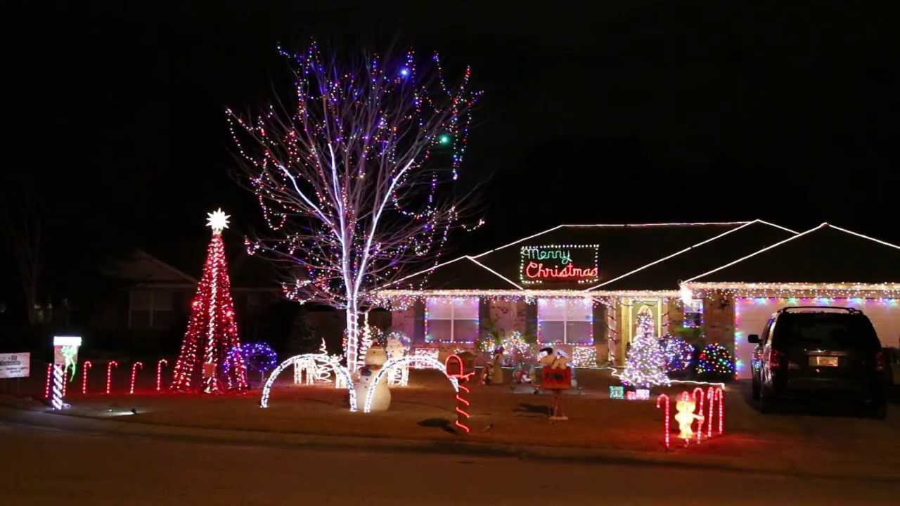 The Wisdom Of Snow By Trans Siberian Orchestra Gilley Family Christmas Lights 2017