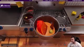 Najgorsza zupa DYNIOWA - Cooking Simulator / 07.06.2019 (#3)