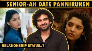 This is what Vani Bhojan did … | Actor Ashok Selvan Interview OMK Oh My Kadavulae