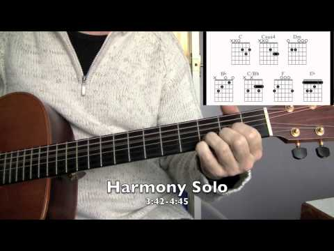 How to Play Pink Floyd - Dogs (Chords) : Guitar Lessons in Cambridge and Huntingdonshire