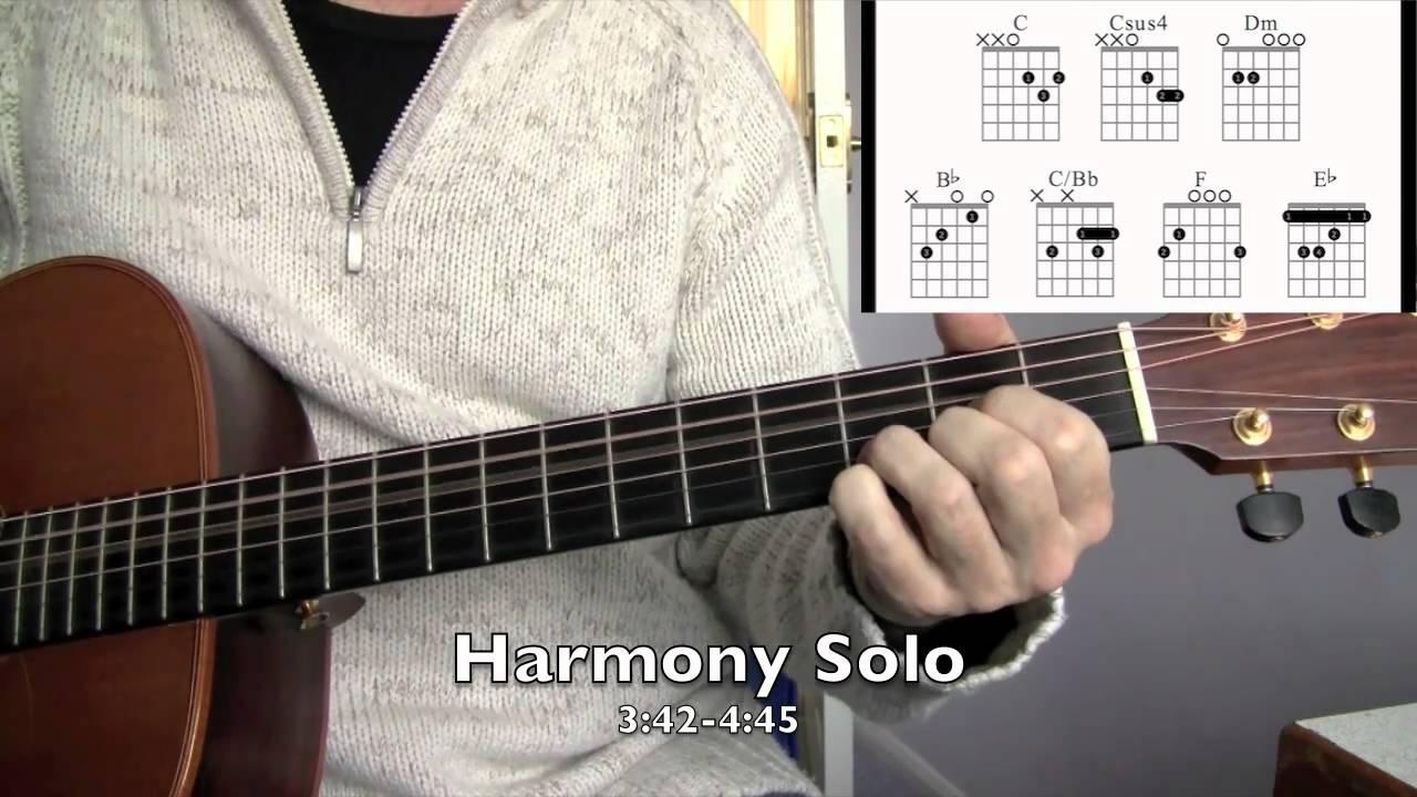 Tuning chords