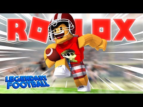 NFL FOOTBALL IN ROBLOX - Legendary Football