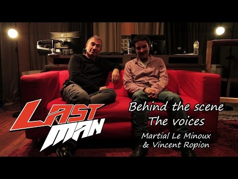 Vidéo LASTMAN TV SERIES - Behind The Scene : The Voices
