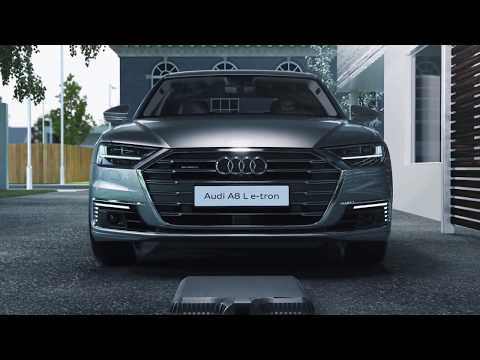 Audi A8 (D5) Wireless Charging for A8L E-Tron 2017 model year