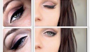 ✰Праздничный макияж (на выпускной, на день рождения) / Holiday prom make up✰(http://instagram.com/thebesstija - забегайте в гости=))) Всем приветик=)) Предлагаю еще один вариант макияжа на выпускной..., 2014-06-01T21:16:11.000Z)